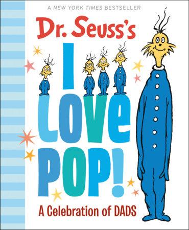 Dr. Seuss's I Love Pop! Cover