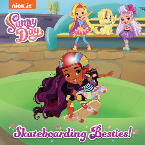 Skateboarding Besties! (Sunny Day)