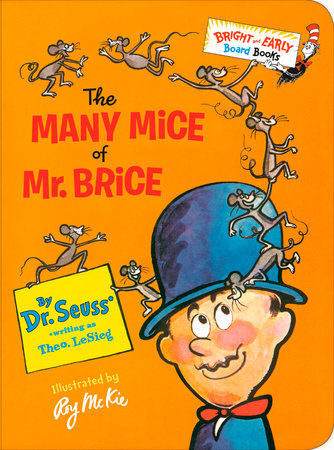 The Many Mice of Mr. Brice Cover