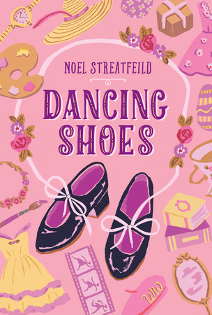 Dancing Shoes by Noel Streatfeild