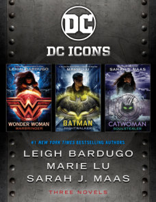The DC Icons Series