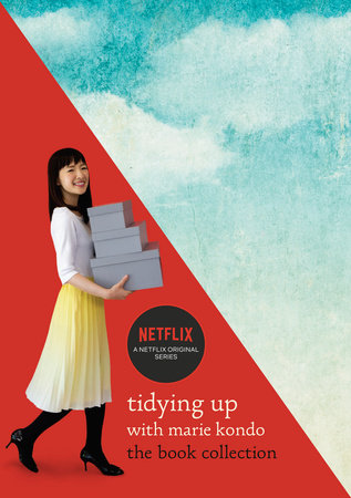 Tidying Up with Marie Kondo: The Book Collection by Marie Kondo