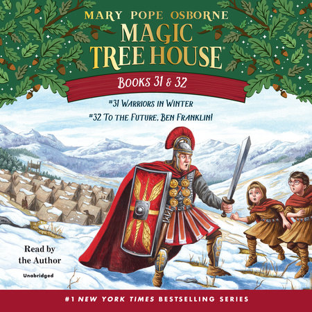 Magic Tree House: Books 31 & 32 by Mary Pope Osborne