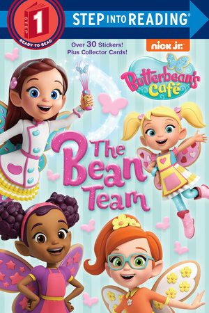 The Bean Team (Butterbean's Café) by Tex Huntley