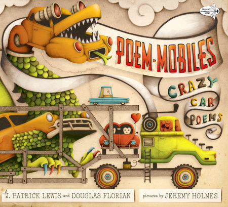 Poem-mobiles by J. Patrick Lewis and Douglas Florian