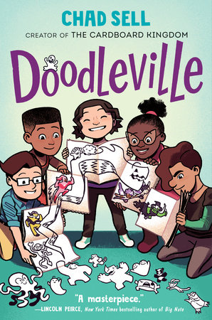 Doodleville by Chad Sell