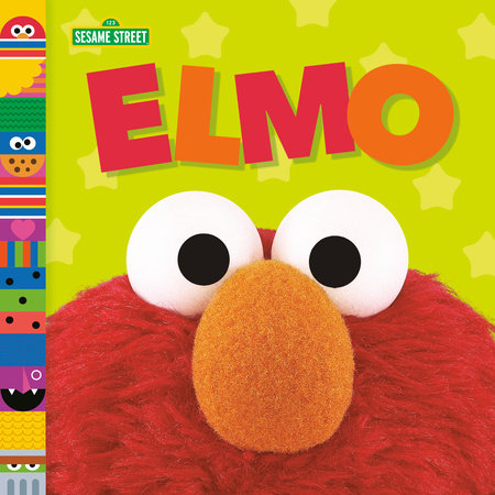 Elmo (Sesame Street Friends) by Andrea Posner-Sanchez