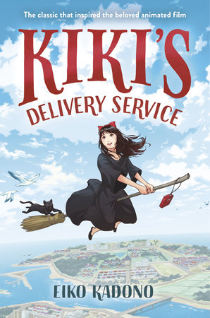 Penguin Random House Releases Kiki's Delivery Service Novel with New English Translation