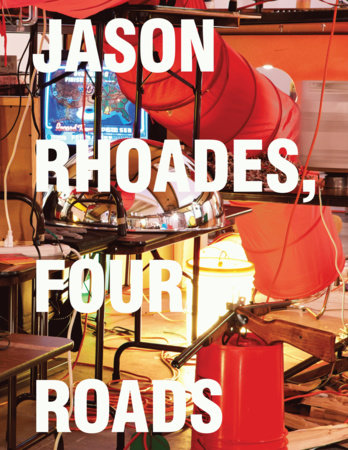 Jason Rhoades by Ingrid Schaffner