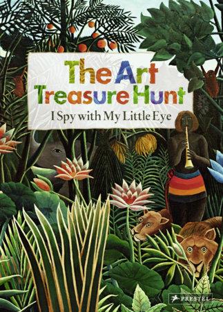 The Art Treasure Hunt by Doris Kutschbach