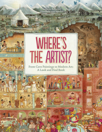 Where's the Artist? by