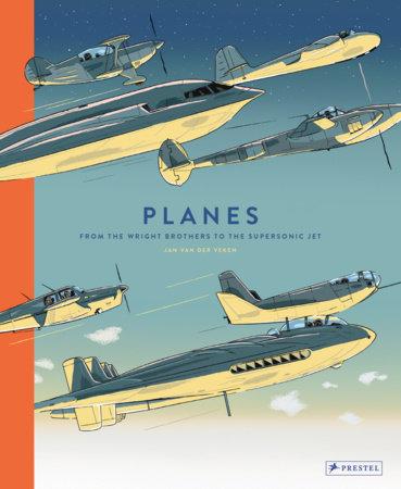 Planes by Jan van der Veken
