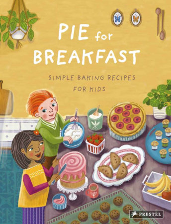 Pie for Breakfast by Cynthia Cliff
