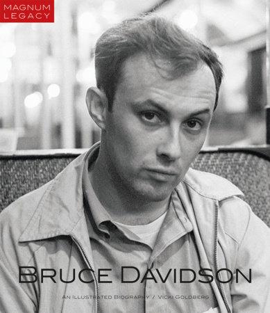 Bruce Davidson by Vicki Goldberg