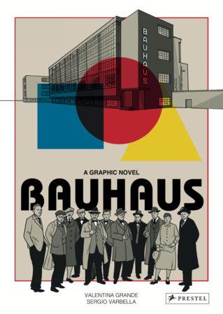 Bauhaus Graphic Novel by Valentine Grande