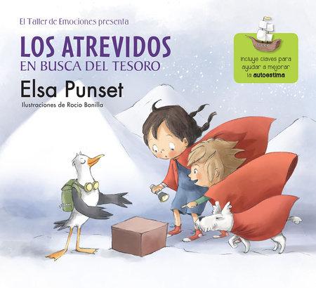 Los atrevidos en busca del tesoro  / The Daring in Search of Treasure by Elsa Punset