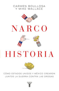 Narcohistoria. Como Mexico y Estados Unidos crearon juntos la guerra contra las drogas /A Narco History: How the United States and MX Jointly Created the M