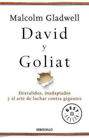 David y Goliat / David and Goliath by Malcolm Gladwell