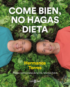 Come bien, no hagas dieta / Eat Right, Don't Diet