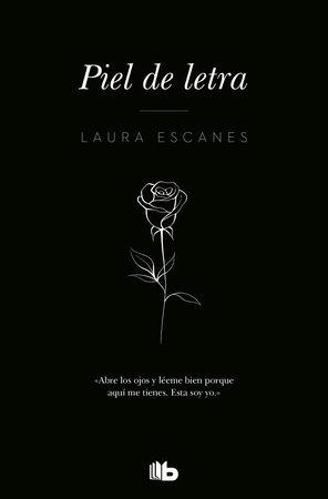 Piel de letra / Letter Skin by Laura Escanes