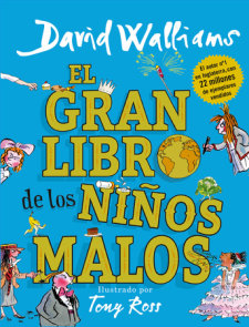 El gran libro de los niños malos / The World's Worst Children 2