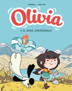 Olivia y el genio sinvergüenza / Aster and the Accidental Magic
