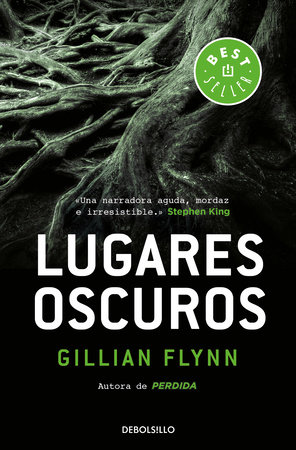 Lugares oscuros / Dark Places by Gillian Flynn