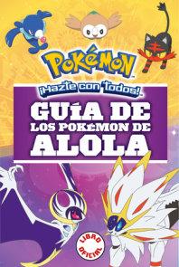Guía de los pokémon de Alola / Pokémon: Alola Region Handbook