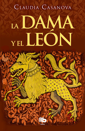 La dama y el león / The Lady and the Lion by Claudia Casanova