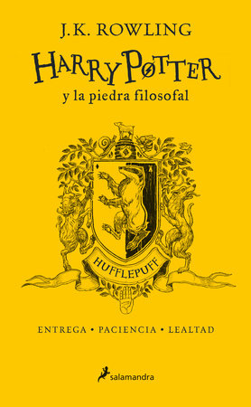 Harry Potter y la piedra filosofal. Edición Hufflepuff / Harry Potter and the Sorcerer's Stone: Hufflepuff Edition by J.K. Rowling