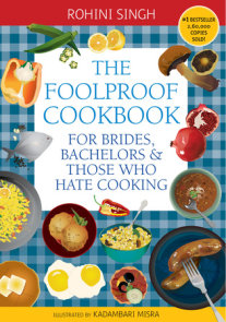 The Foolproof Cookbook