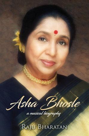 Asha Bhosle by Raju Bharatan