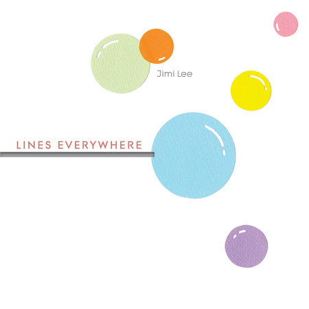 Lines Everywhere by Jimi Lee