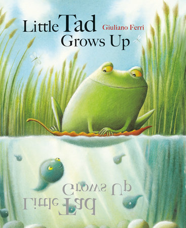 Little Tad Grows Up by Giuliano Ferri